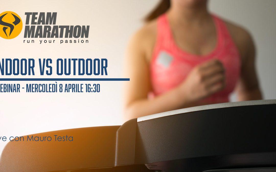 Correre sul treadmill è come correre su strada? a cura di Mauro Testa