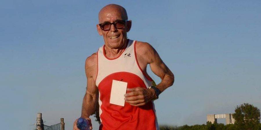 Gaetano Amadio: il maratoneta più buono d'Italia